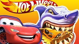 Hot Wheels Cápatámadás - Játékbemutató
