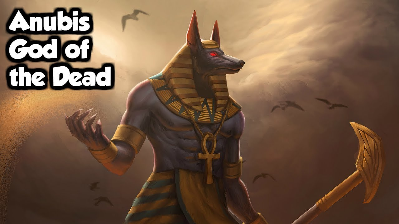 anubis god of the dead Anubis (inpew, yinepu, anpu) was an ancient egyptian god of the underworld who guided and protected the spirits of the dead he was known as the 'lord of the hallowed land' - the necropolis - and khenty amentiu, 'foremost of the westerners' - the land of the dead was thought to be to the west, where the egyptians buried their dead.