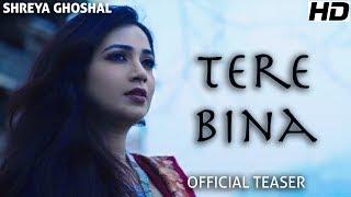 Tere Bina - Teaser - Shreya Ghoshal - Single - Deepak Pandit