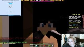 Join og have det mega Fed Spiller lol Minecraft Roblox og OverWatch + FaceCam
