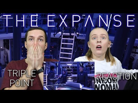 The Expanse S03E05 'Triple Point' - Reaction & Review!