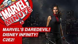 Marvel's Daredevil! Disney Infinity 3.0! C2E2! - Marvel Minute 2016