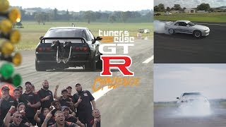 A new King of Cootamundra - 2019 GT-R Challenge  - Monster GT-Rs smash records.