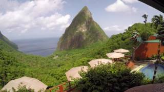 Ladera Hotel and Hilltop X1 Video