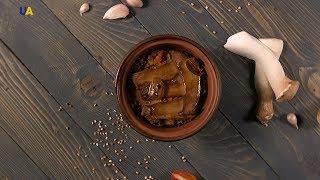 Гречневая каша в горшочке с грибами | Украина на вкус