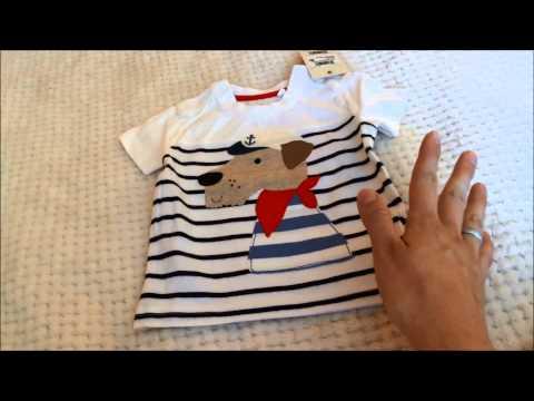 Покупки для новорожденного. Интернет-магазин Next