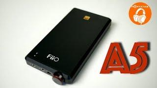 FiiO A5 | Обзор усилителя для наушников [Наследник FiiO E12]