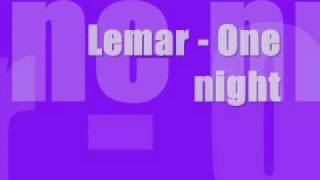Watch Lemar One Night video