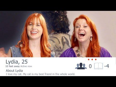 Tinder In Real Life