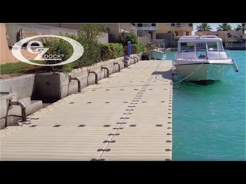 EZ Dock: Watch How EZ Dock Can Transform Your Waterfront