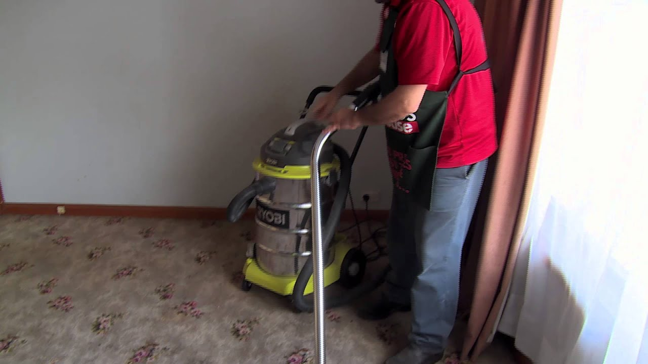 How To Clean Carpet - DIY At Bunnings - YouTube
