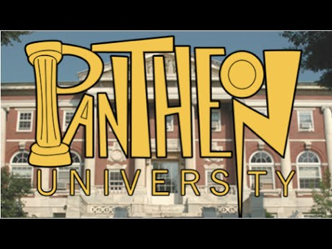 Pantheon University Trailer