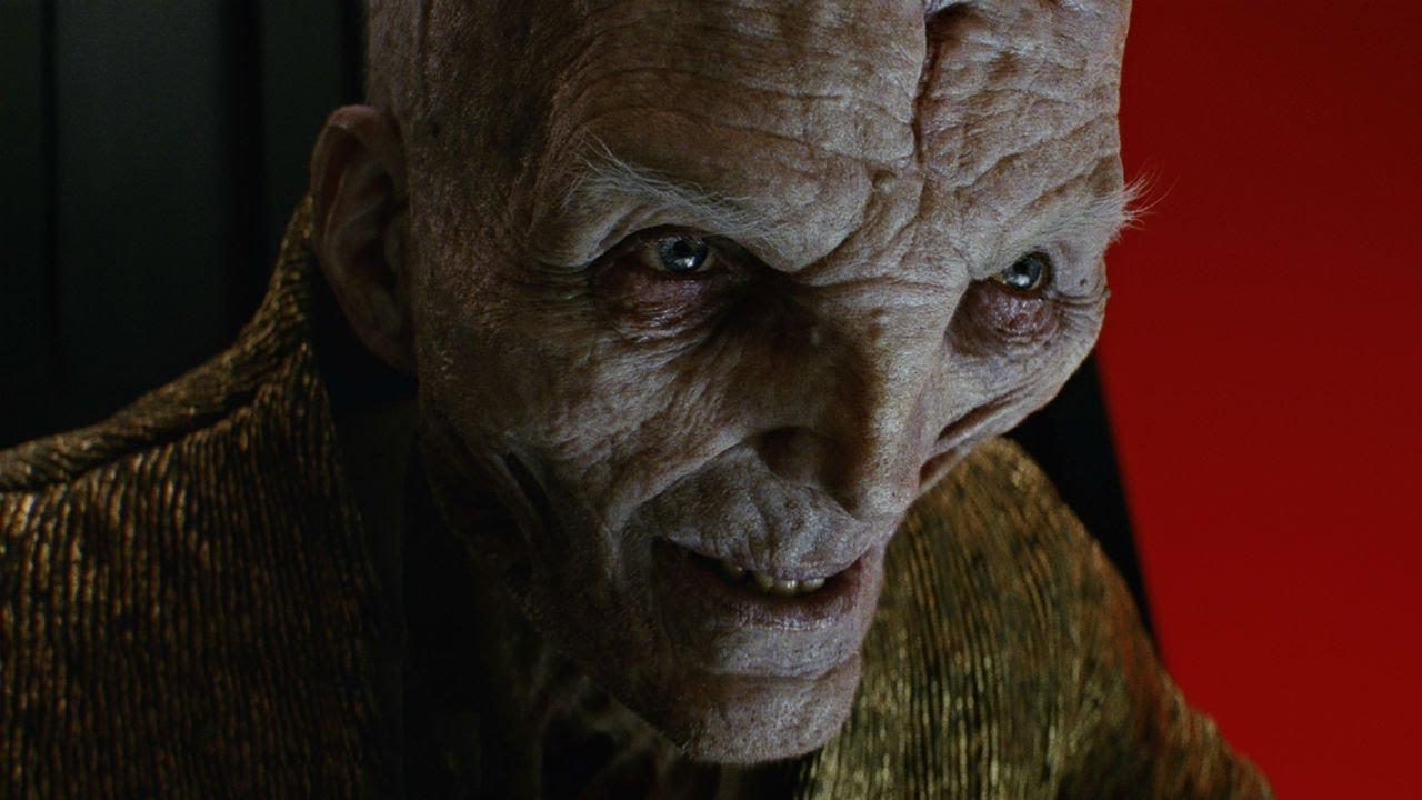 Star Wars Snoke