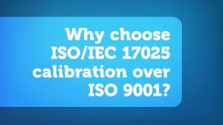 What is 17025?