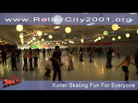 Roller City 2001 Roller Skating Fun For Everyone Youtube