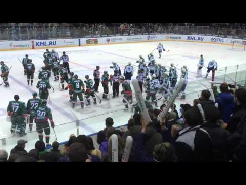 Salavat HC Team Play ● Командная игра Салавата Юлаева