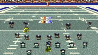Every SNES Game Ever Eps 9: ABC Monday Night Football