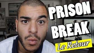 LE RETOUR DE PRISON BREAK !