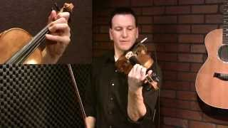 Fisher's Hornpipe: Fiddle Lesson by Casey Willis