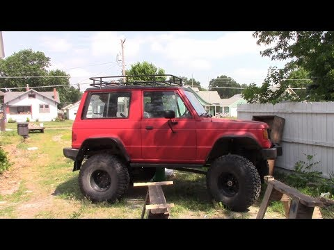 Dodge Raider $50 Expedition Roof Rack Build | Driveway