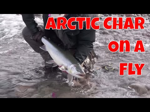 Arctic Char Adventure - Polar Outfitting