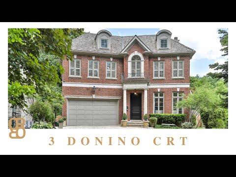 3 Donino Court - OxleyRobert Virtual Open House - Hoggs Hollow
