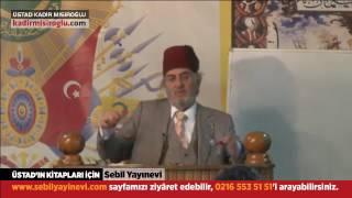 Türk Dil Kurumu İhanetin Menşeidir ve Kaynağıdır Üstad Kadir Mısıroğlu