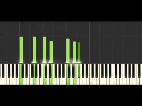 Clash Of Clans Battle Theme (Piano Tutorial) // daigoro789