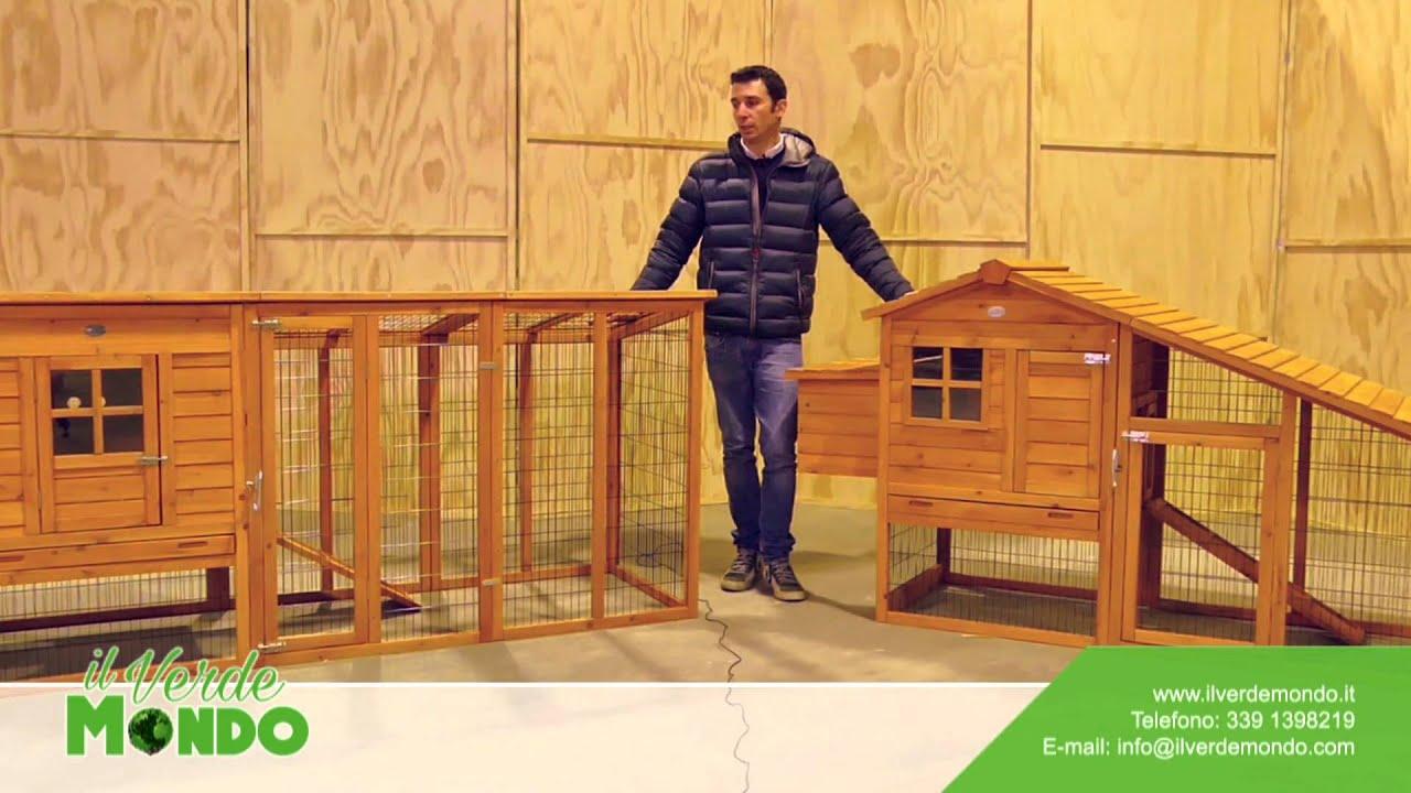Pollai antipredatore pollaio amrock xl vs pollaio for Il verde mondo