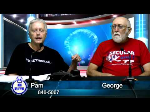 The Free Thought Forum (October 25th, 2016)