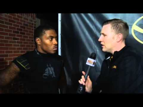 POSTGAME INTERVIEW:  Marcus Murphy after win over Arkansas