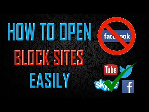 How to open Blocked sites – How to Unblock Blocked sites Hindi/Urdu