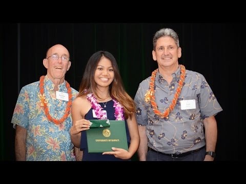 Hawaii's future leaders honored with full university scholarships
