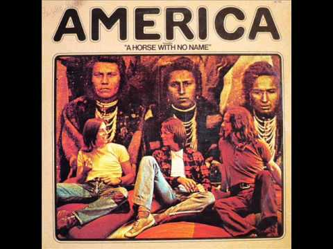 America - A Horse with No Name with lyrics