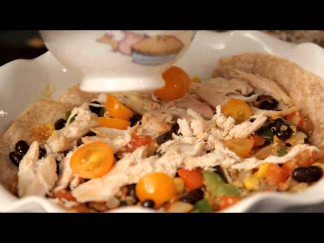 BTG Kitchen // Enchilada Casserole