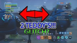 *PATCHED* HOW TO PLACE 2 OF AN OUTLANDER'S TEDDY AT ONCE!!! Fortnite Save The World