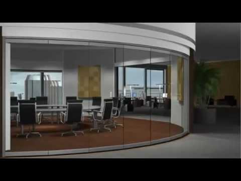 hufcor mobile trennw nde messe md funnydog tv. Black Bedroom Furniture Sets. Home Design Ideas