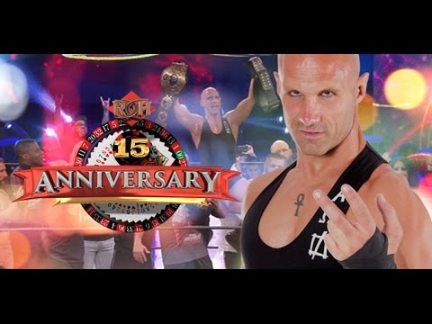 Christopher Daniels Wins The ROH World Championship