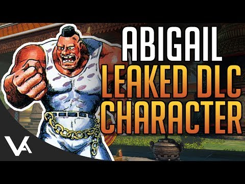 SFV - Next New DLC Character Already Leaked? Abigail From Final Fight Coming To Street Fighter 5!
