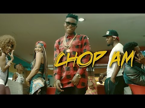 Reekado Banks - Chop Am Music Video