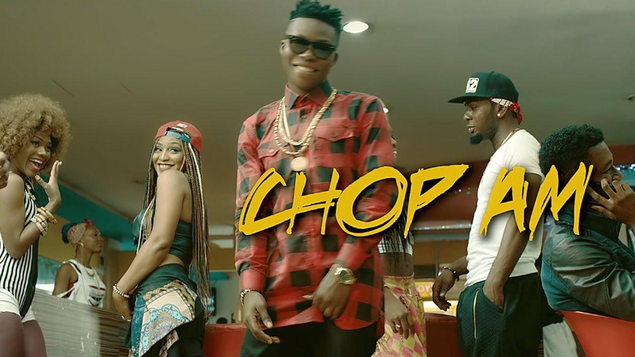 Download Reekado Banks - Chop Am Music Video