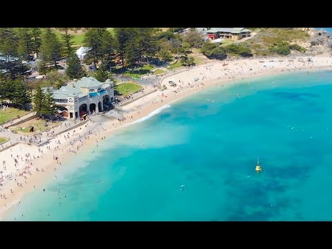 Sculpture by the Sea, Cottesloe 2019 Exhibition Video