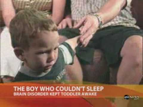 WIDE AWAKE : The Boy Who COULDN'T SLEEP | Toddler Medical Mystery  | ABC News