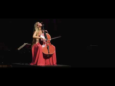 Margarita Balanas: Cassado Suite for Solo Cello, Mov.3