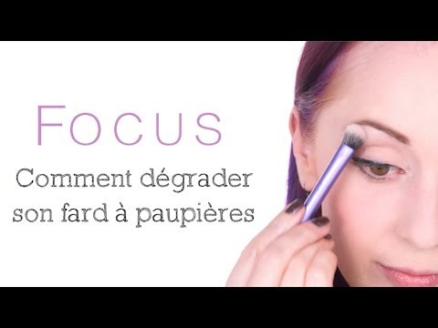 Comment d grader son fard paupi res maquillage des - Comment ranger son maquillage ...