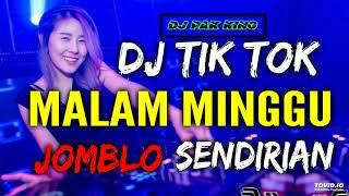 Download DJ MALAM MINGGU JOMBLO SENDIRIAN 2019 ♫ LAGU TIK TOK TERBARU REMIX ORIGINAL 2019