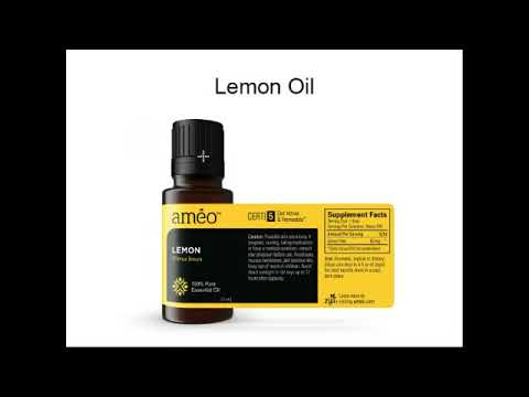 Essential Oil Cleaning Products