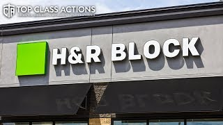 Lawsuit Claims H&R Block Hides Free Tax Filing Option From Consumers