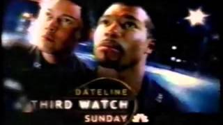 NBC promo blocks - October 6, 1999 thumbnail