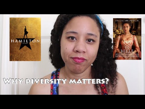 Why diversity matters? // Ariana Burrell  [CC]